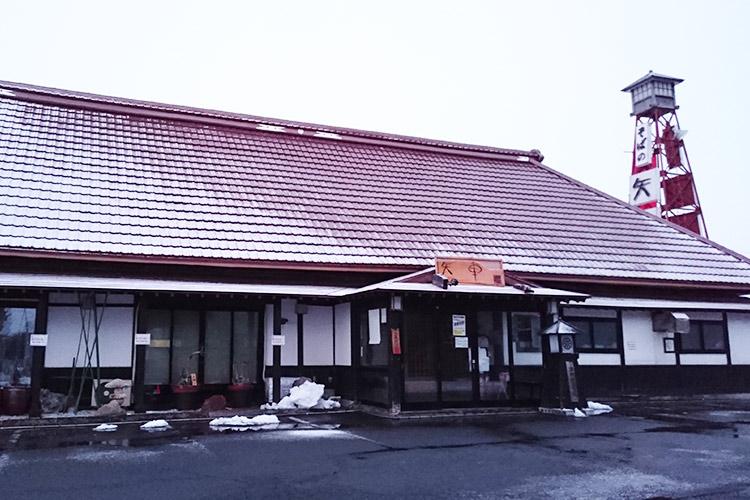 津軽路蕎麦処そばの矢車